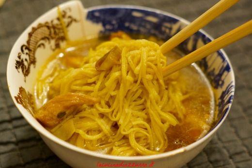 La Cucina di Azzurra: ORIENTE-OCCIDENTE UNA ZUPPA SPECIALE!