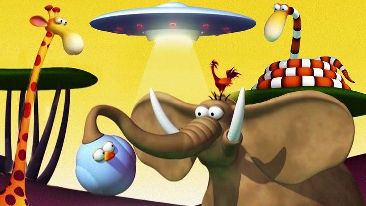Funny Animals Cartoons Compilation Just for Kids Enjoyment!!!