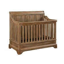 Another top pick. This might be my favorite. I really like rustic look   (Bertini Pembrooke 4-in-1 Convertible Crib - Natural Rustic)