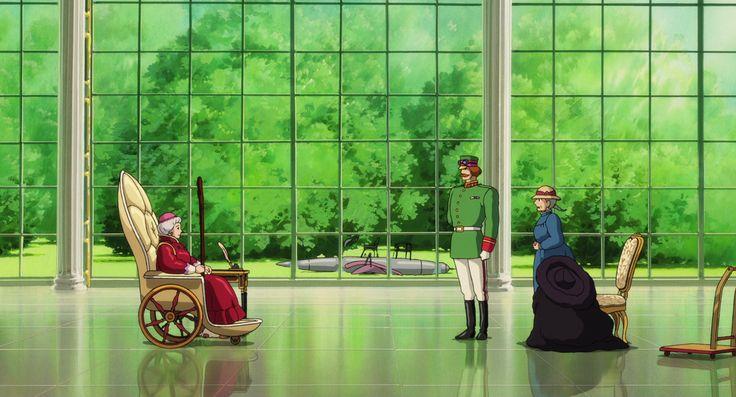 Tegnefilmpodcasten: Ep. 31: Det levende slot