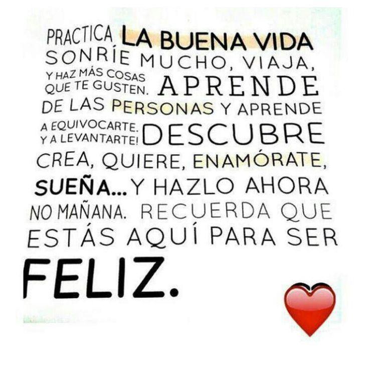 Feliz y maravilloso dia!