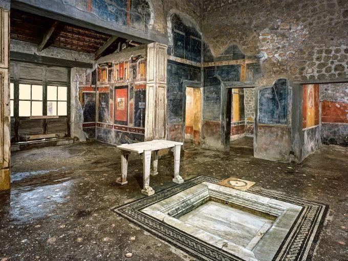 Pompeya, la tragedia que inspiró a los artistas