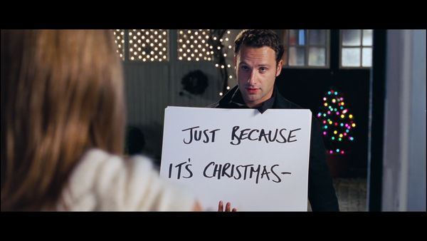 This Will Change The Way You Watch 'Love Actually' - Dying!!! @emerry32 @merry97me