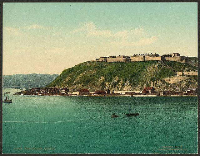 The Citadel, Quebec (LOC)