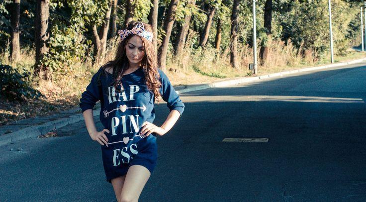 Walk the happy walk ;)