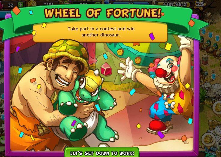 Wheel of Fortune! http://wp.me/p4gCBu-lS #newrockcity