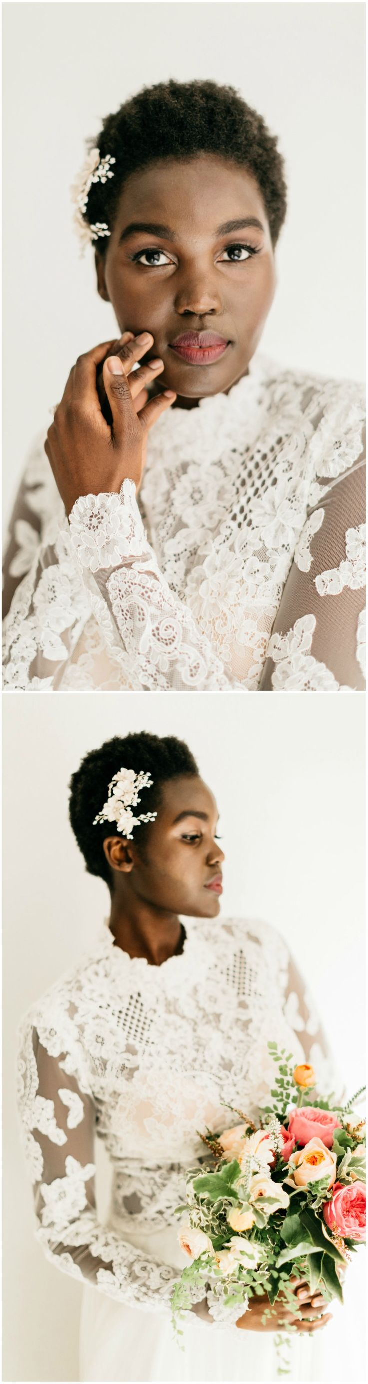 793 best Wedding Hairstyles images on Pinterest   Wedding hair ...