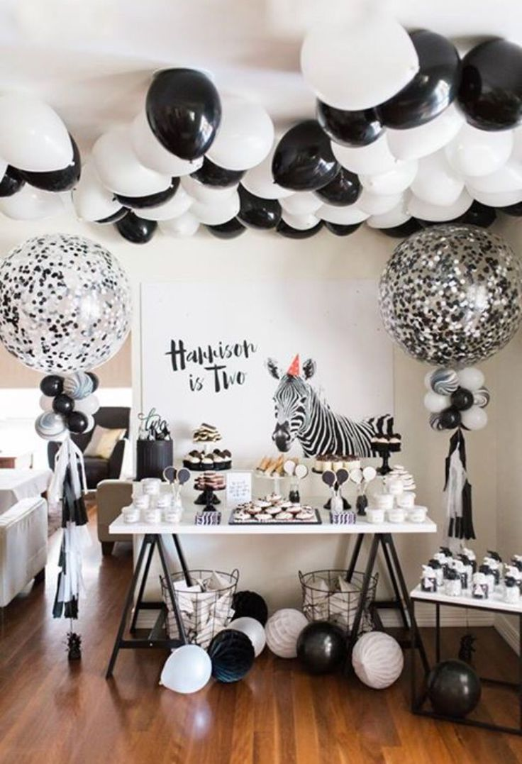 Black And White Party White Party Theme Black And White Party