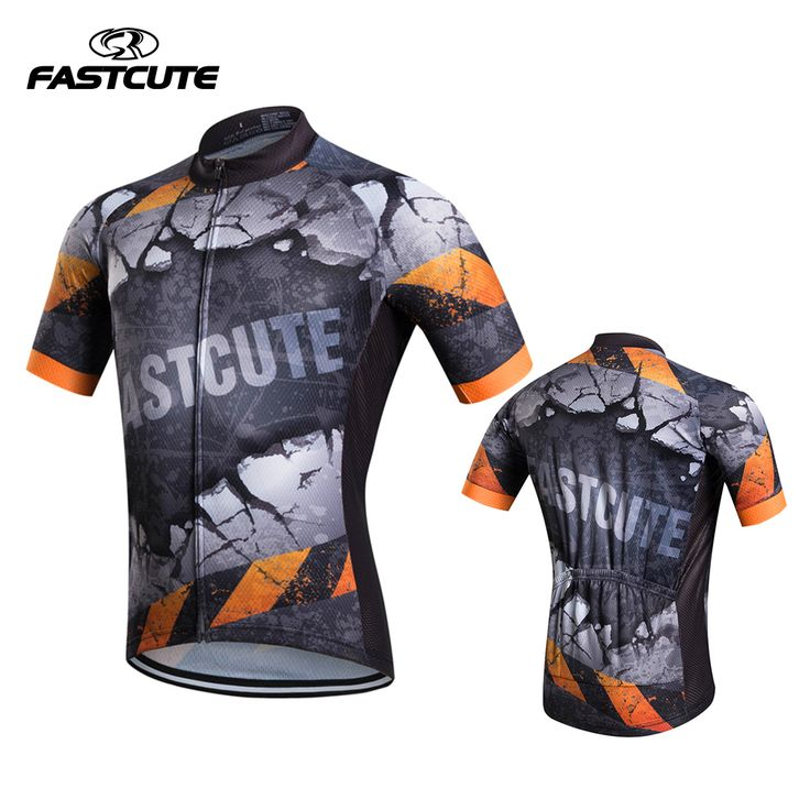 FASTCUTE 2017 Pro Cycling Jersey Summer Mtb Clothes Short Bicycle Clothing Maillot Cycliste Ropa Ciclismo Camisa Bike Kit #Affiliate