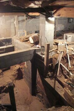 How to build a super top secret bunker under your house for Hidden storm shelter