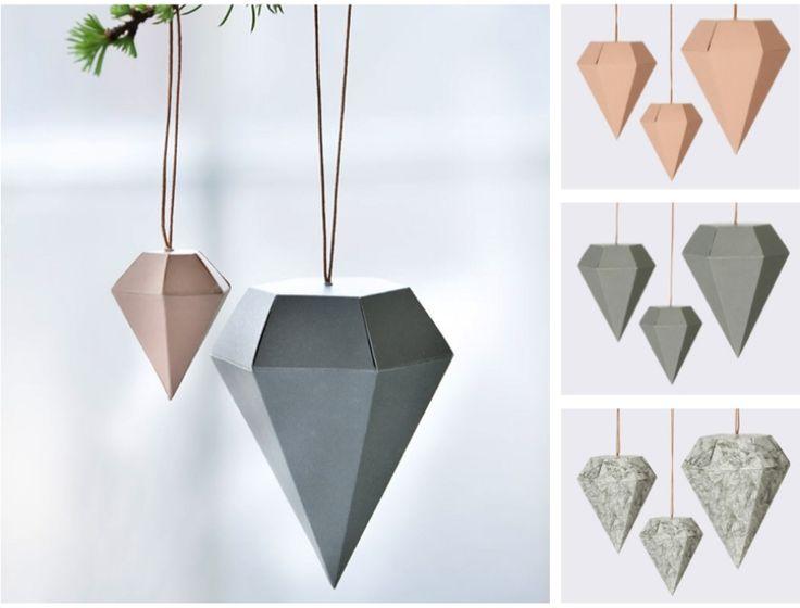 PAPER DIAMONDS - Ferm Living