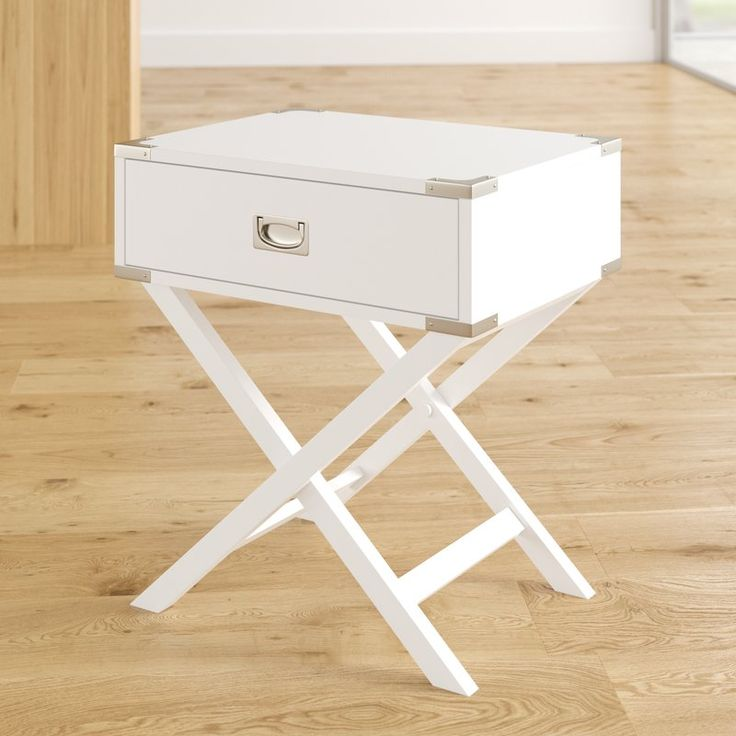 Marotta 1 Drawer End Table In 2019 Projetos Fazer Projetos