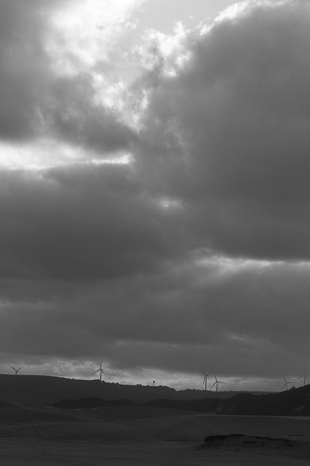 Black and White Cloud Photography