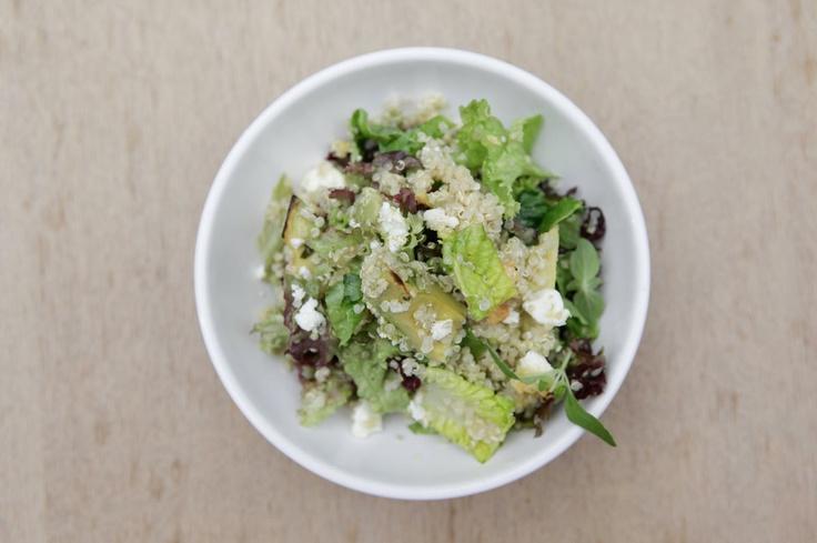 Netradiční salát à la Latinská Amerika zachutná všem.