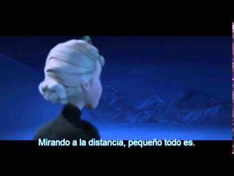 Libre Soy (Let it go Latino) | con letra - YouTube