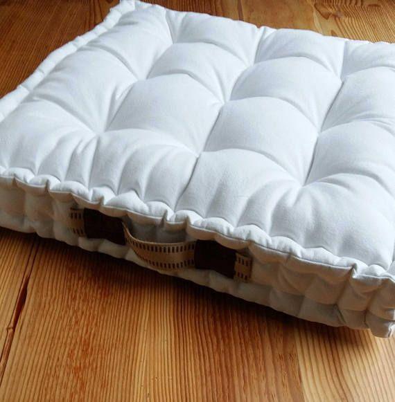 French Mattress Floor Cushion 24 X