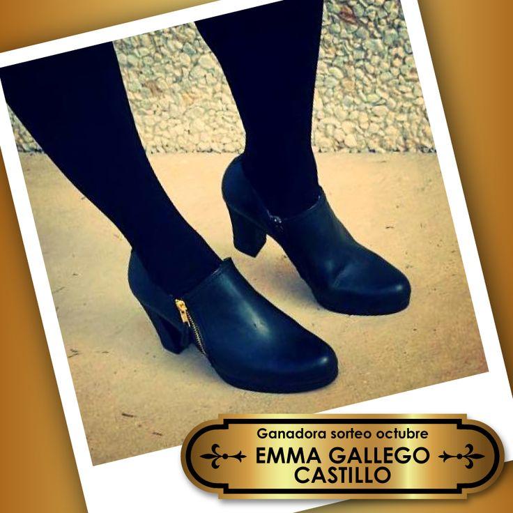 Emma nos manda un look completo con sus recién estrenados zapatos Yokono :-)