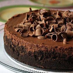 De monchoutaart met chocolade en Espresso is een uniek recept. Je zult je gasten verrassen met een heerlijke taart, die een herkenbare smaak heeft.