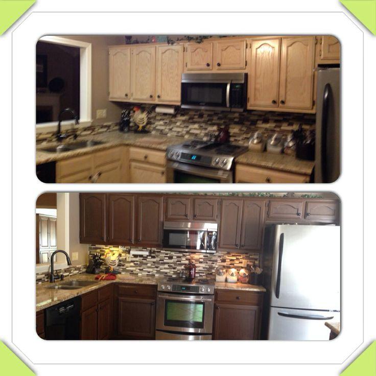 Kitchen Cabinet Restoration Kit: 14 Best Images About Rust Oleum On Pinterest