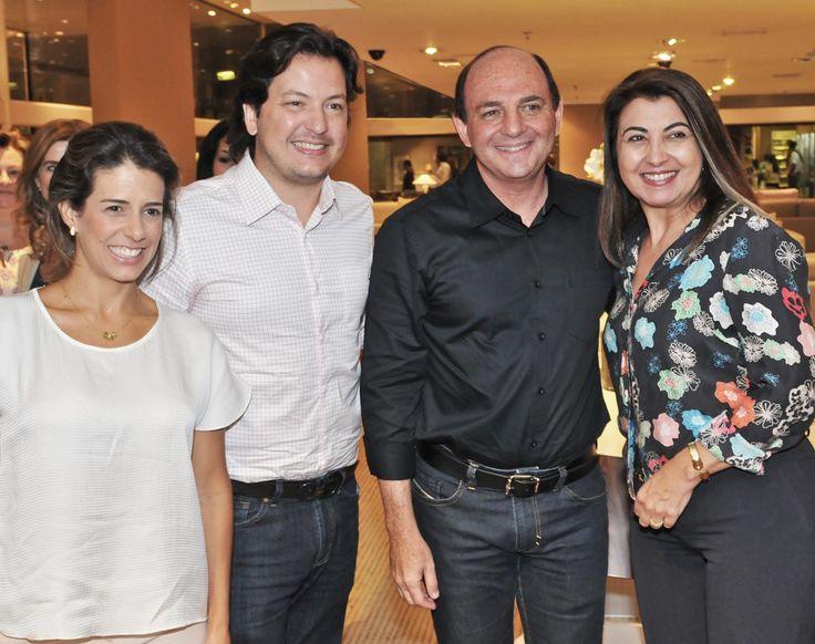 Bruna Ximenes, Andre Leite, Breno Rivkind e Bianka Mugnatto www.brentwood.com.br