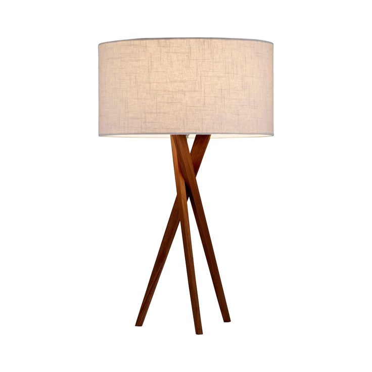 We don't remember mid-century décor looking quite this fashionable. The Ellison Table Lamp picks up where the designers from decades ago left off, adding spectacularly modern angles and accents to fit ...  Find the Ellison Table Lamp, as seen in the Fresh Meets Eclectic at The Graduate, Oxford Collection at http://dotandbo.com/collections/fresh-meets-eclectic-at-the-graduate-oxford?utm_source=pinterest&utm_medium=organic&db_sku=110524