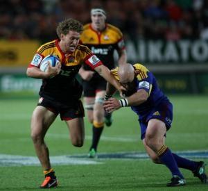 Champion Chiefs beat Highlanders in season opener