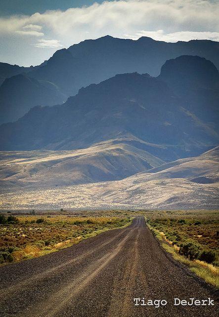 ▲ Steens Mountain Wilderness, Harney County, Southeastern Oregon