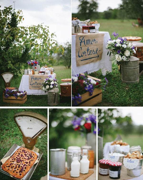 Agua Marina Blog: Vintage Bike Wedding by Lelia Scarfiotti ♥♥♥ Винтажная Свадьба с Велосипедами от Leiala Scarfiotti
