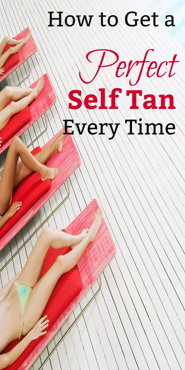 Get a natural looking summer glow with these DIY self tanner tips and tricks. No more orange tint or dark hands! Perfect for pale skin! #beauty #skincare