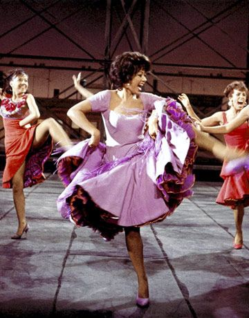 "Rita Moreno in ""West Side Story"" (1961). COUNTRY: United States. DIRECTOR: Robert Wise. Jerome Robbins."