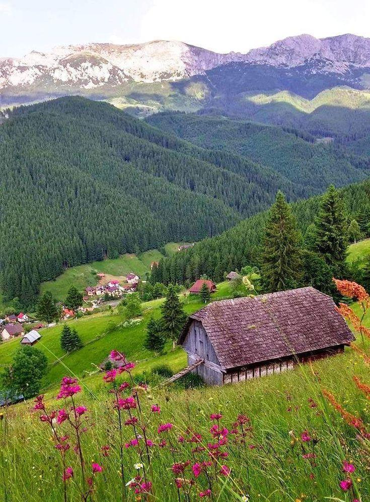 Moeciu de Sus,Brasov,Romania