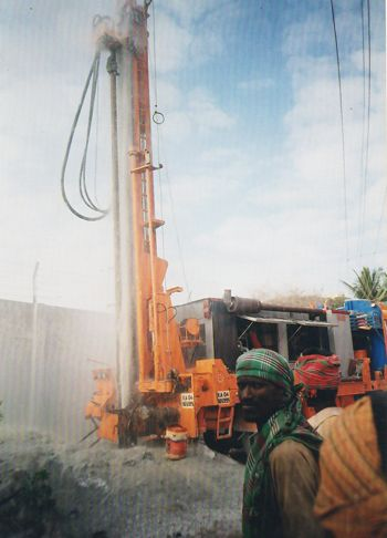 Drilling Contractors in Bangalore for Borewell and Water well