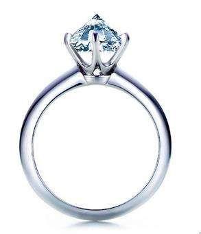 Killer Engagement Ring #engagementrings #weddingbands trendhunter.com