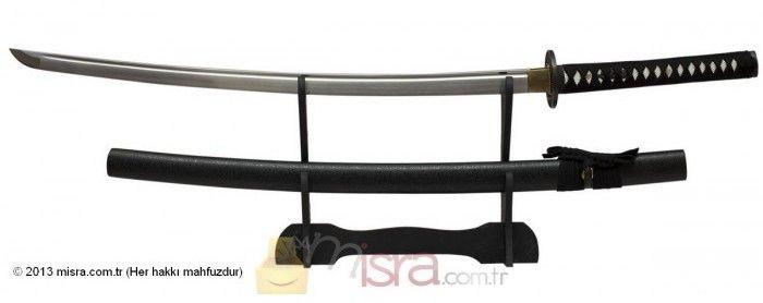 Samuray Kılıcı - Katana  Samuray Kılıçlarına merakınız varsa karbon çelikten üretilmiş gerçek bir katana sunuyoruz. Üstelik kendi özel kutusunda.