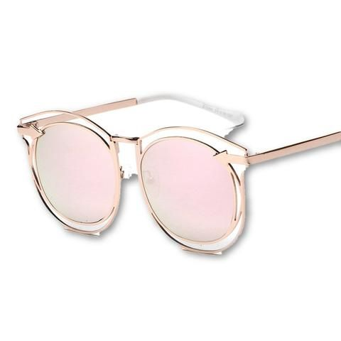 Tank Top Gal Oversized Sunglasses
