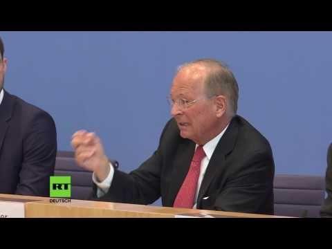 Wolfgang Ischinger auf Bundespressekonferenz:  Ukrainische Sicherheit ohne Provokation Moskaus  — RT Deutsch