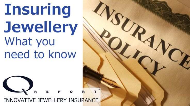 Insuring Jewellery with Home and Contents – What you NEED to know