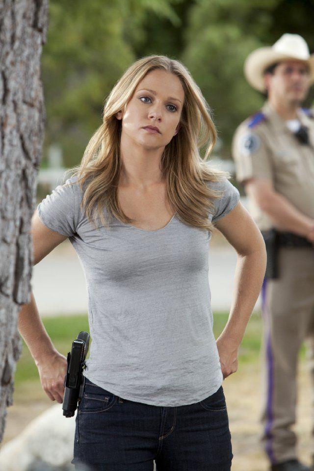 A.J. Cook (Jennifer 'JJ' Jareau)  'Criminal Minds'