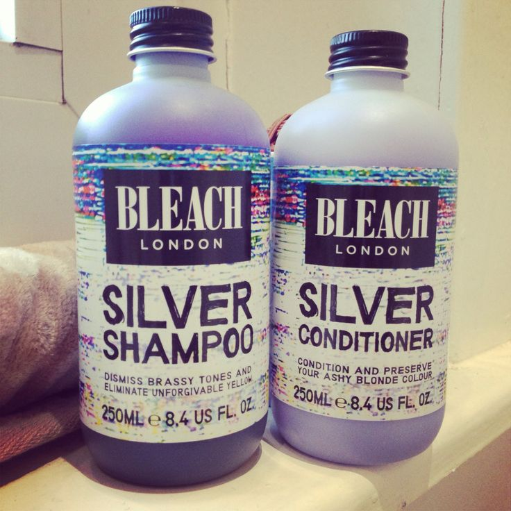 Bleach London Silver Shampoo  Conditioner review. Try this after you bleach and tone. If toner doesn't work use silver shampoo.