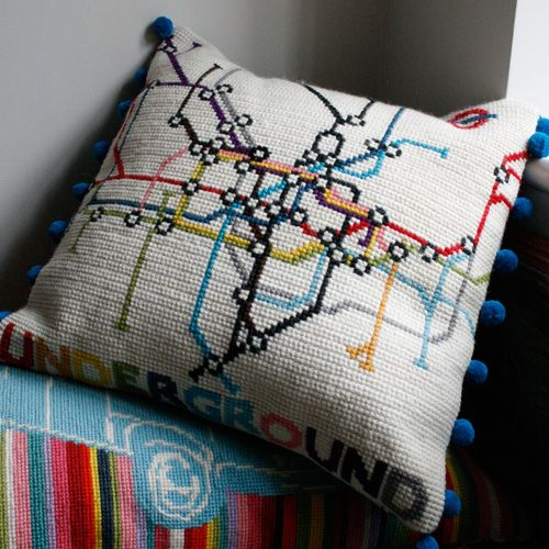 21 Best Images About Needlepoint On Pinterest London