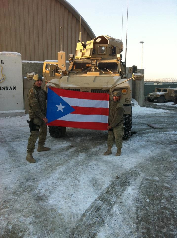 ☀ Puerto Rico ☀ Our soldiers