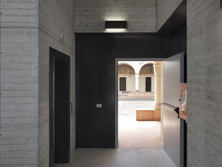 Galería - Ampliación del Convento S. María / LR-Architetti - 13