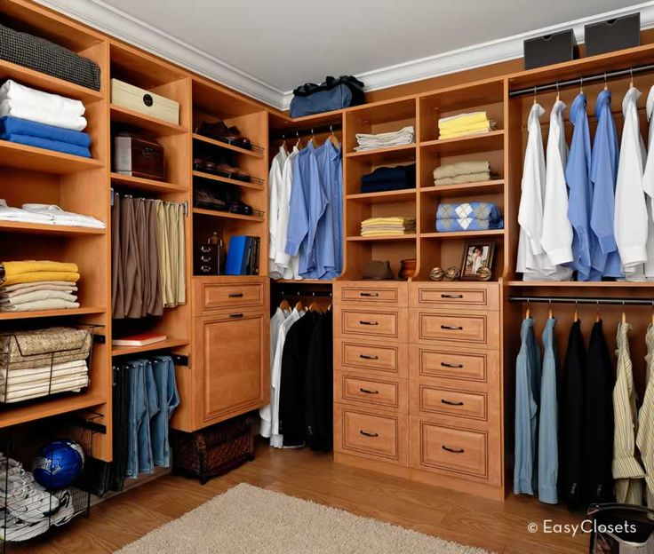Love The Idea Of Having A Custom Closet In Our Master Bedroom There Is So Mu