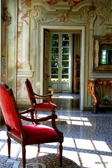 Villa Durazzo Centurion. Santa Margherita Ligure, Genoa