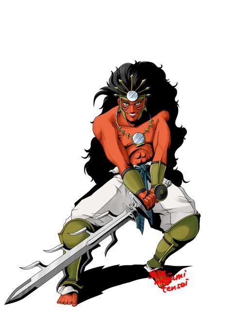 Susano-o (Shin Megami Tensei II)
