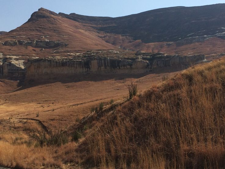 Golden Gate Highlands National Park, South Africa.