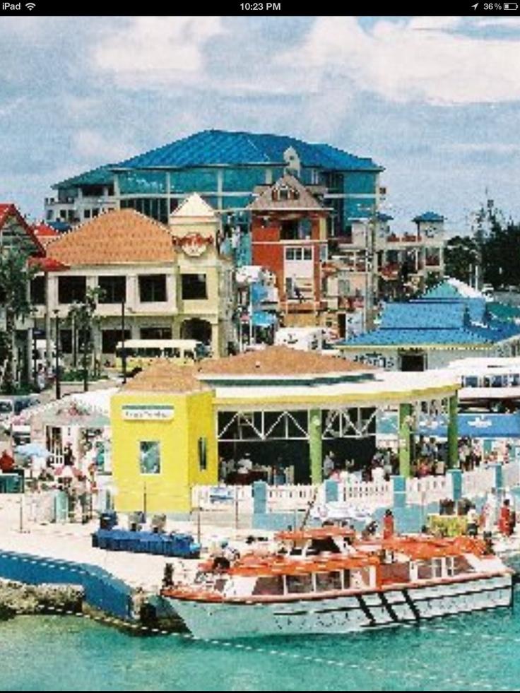 Grand Caymen Island Caribbean cruise 2008