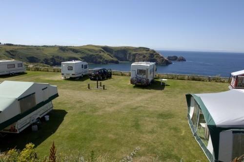 Trewethett Farm Caravan Club Site - Engeland - Groot-Brittannië en Noord-Ierland | ANWB Camping
