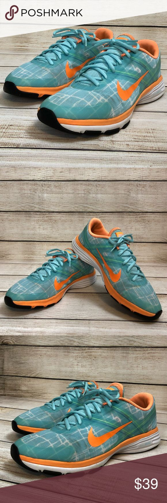 NIKE  Dual Fusion FlyWire Training Shoe Sz9 NIKE  Dual Fusion FlyWire Training Shoe  Size 9  Super Light and comfy   Pre-loved in excellent condition Nike Shoes Sneakers