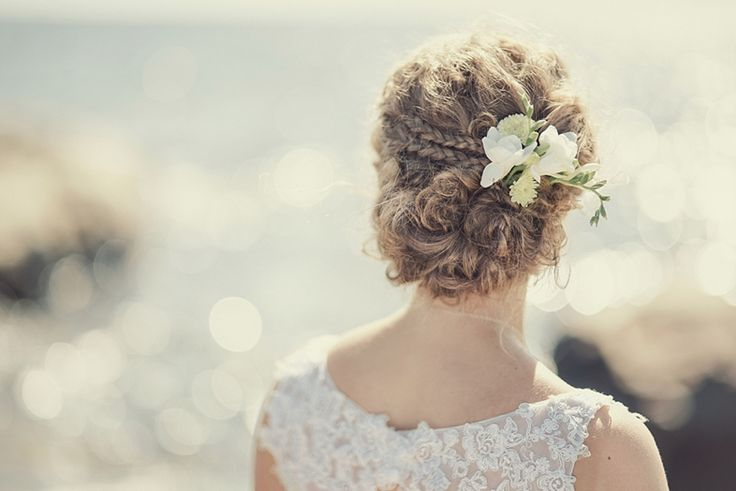 Bridal hair | Wedding hair